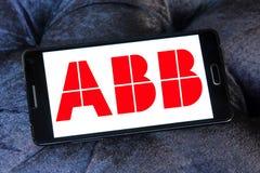 ABB company logo Stock Images