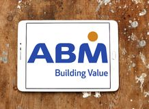 ABM Industries logo Royalty Free Stock Images