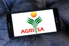 AgriSA agriculture company logo Stock Photos