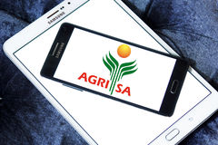 AgriSA agriculture company logo Royalty Free Stock Image