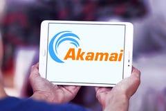 Akamai Technologies logo. Logo of Akamai Technologies on samsung tablet . Akamai Technologies, Inc. is an American content delivery network CDN and cloud Stock Photography