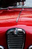 LOGO ALFAROMEO VINTAGE CAR Stock Photography