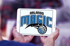 Logo americano della squadra di pallacanestro di Orlando Magic fotografia stock libera da diritti