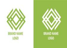 Logo animale astratto Fotografia Stock