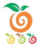 Logo apple. Royalty Free Stock Photos