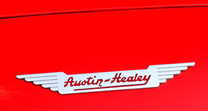 Logo Austin-Healey Royalty Free Stock Image