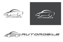 Logo automatico dell'automobile Fotografia Stock Libera da Diritti