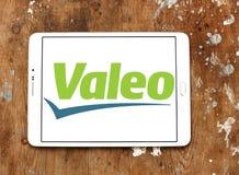 Logo automobilistico della società di Valeo immagini stock