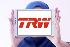 Logo automobilistico di TRW immagine stock