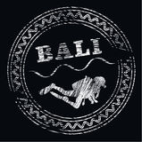 Logo Bali dive center maybe Stock Photos