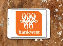 Bankwest logo Royalty Free Stock Photos