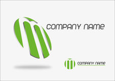 LOGO BANNER Stock Photo