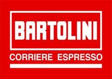 Logo Bartolini illustrazione vettoriale