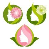 Logo3 stock illustration
