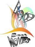 Logo Best Movies - Vector royalty free illustration