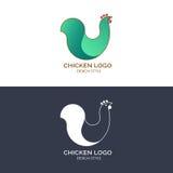 Logo Bird Image libre de droits