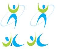 Logo body Stock Photography
