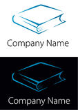 Logo book vector Stock Photo