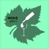 Logo-bottle Stock Photos