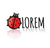 Logo bug Royalty Free Stock Photos