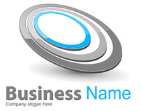 Logo business. Stock Image
