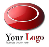 Logo business. Stock Photo