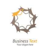 Logo business Royalty Free Stock Photos
