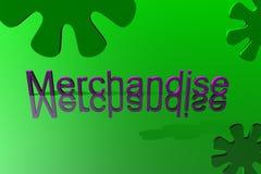 Logo Business, Merchandise. 3d Presentation Business, Logo and Symbol Royalty Free Stock Photos