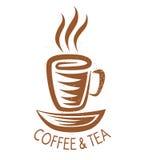 Logo for cafe Stock Image