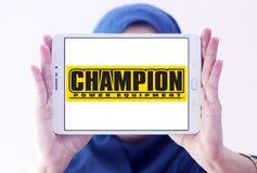 Champion Power Equipment company logo Royalty Free Stock Image