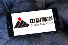China Shenhua Energy logo stock images