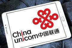 China Unicom company logo Stock Photo