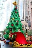 Logo Christmas Tree @ Pitt Street Mall Sydney Australia royalty-vrije stock fotografie