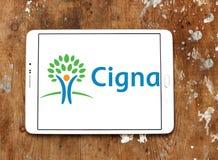 Cigna health organization logo Royalty Free Stock Images