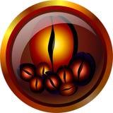 Logo coffee Stock Photo