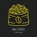 Logo Coffee Vector Illustratie