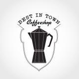 Logo Coffee2 Stock Photos