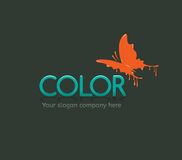 Logo color Stock Photos