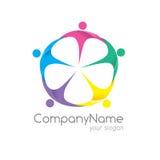 Logo company Royalty Free Stock Photo