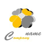 Logo Compny Royalty Free Stock Photos
