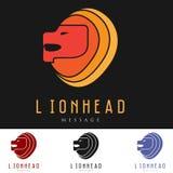 Logo Concept Arkivfoton