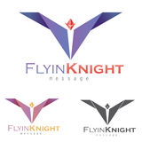 Logo Concept Royaltyfri Bild