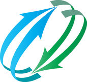 Logo concept Royalty Free Stock Photos
