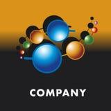 Logo Conpany Fotografie Stock Libere da Diritti