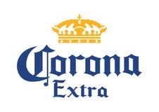Logo Corona Extra vektor abbildung
