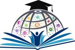 Logo d'éducation illustration stock