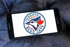 Logo d'équipe de baseball de Toronto Blue Jays Photographie stock libre de droits