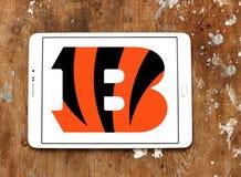 Logo d'équipe de football américain de Cincinnati Bengals photo stock