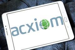 Logo d'Acxiom Corporation Image stock
