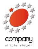 Logo d'affaires Images stock
